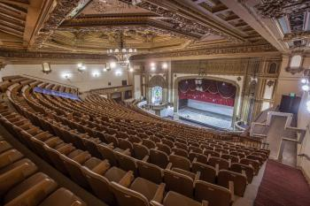 State Theatre, Los Angeles: Auditorium from Balcony right rear