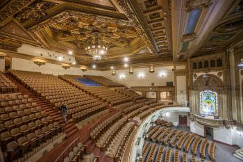 State Theatre, Los Angeles: Auditorium from Upper Right