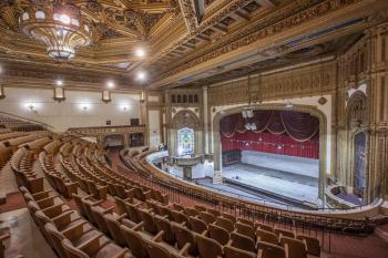 State Theatre, Los Angeles: Auditorium from mid Balcony right
