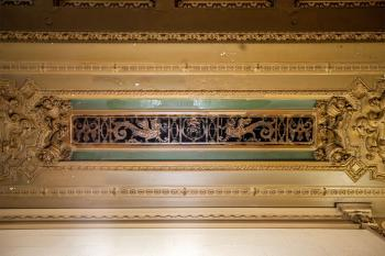 State Theatre, Los Angeles: Balcony ceiling ventilation grille