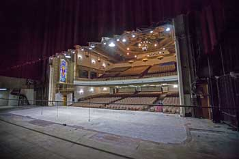 State Theatre, Los Angeles: Upstage Right