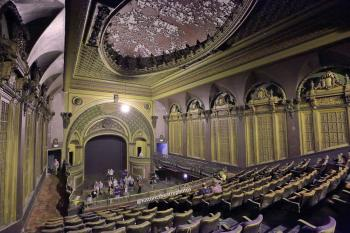 Tower Theatre, Los Angeles: Auditorium from Balcony side
