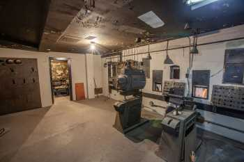 Tower Theatre, Los Angeles: Projection Booth