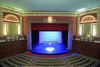 Wilshire Ebell Theatre: Balcony center