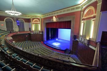 Wilshire Ebell Theatre: Balcony right lower