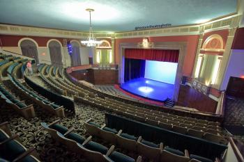 Wilshire Ebell Theatre: Balcony right upper