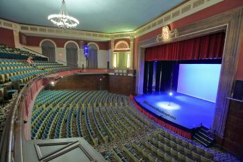 Wilshire Ebell Theatre: Balcony side