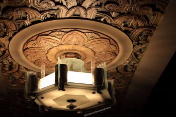 Auditorium Light Fixture
