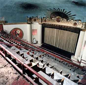 Auditorium prior to the start of the 1992/3 major renovation, courtesy Alex Theatre / Glendale Arts (JPG)