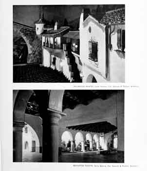 Photos of the Arlington Theatre as published in the 21st November 1931 edition of <i>Motion Picture Herald</i>, held by the Library of Congress and digitized by the Internet Archive (JPG)
