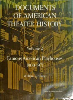 Outline and discussion of the Hudson Theatre from <i>Documents of American Theater History, Volume 2: Famous American Playhouses 1900-1971</i>, scanned by the Internet Archive (4-page 390KB PDF)